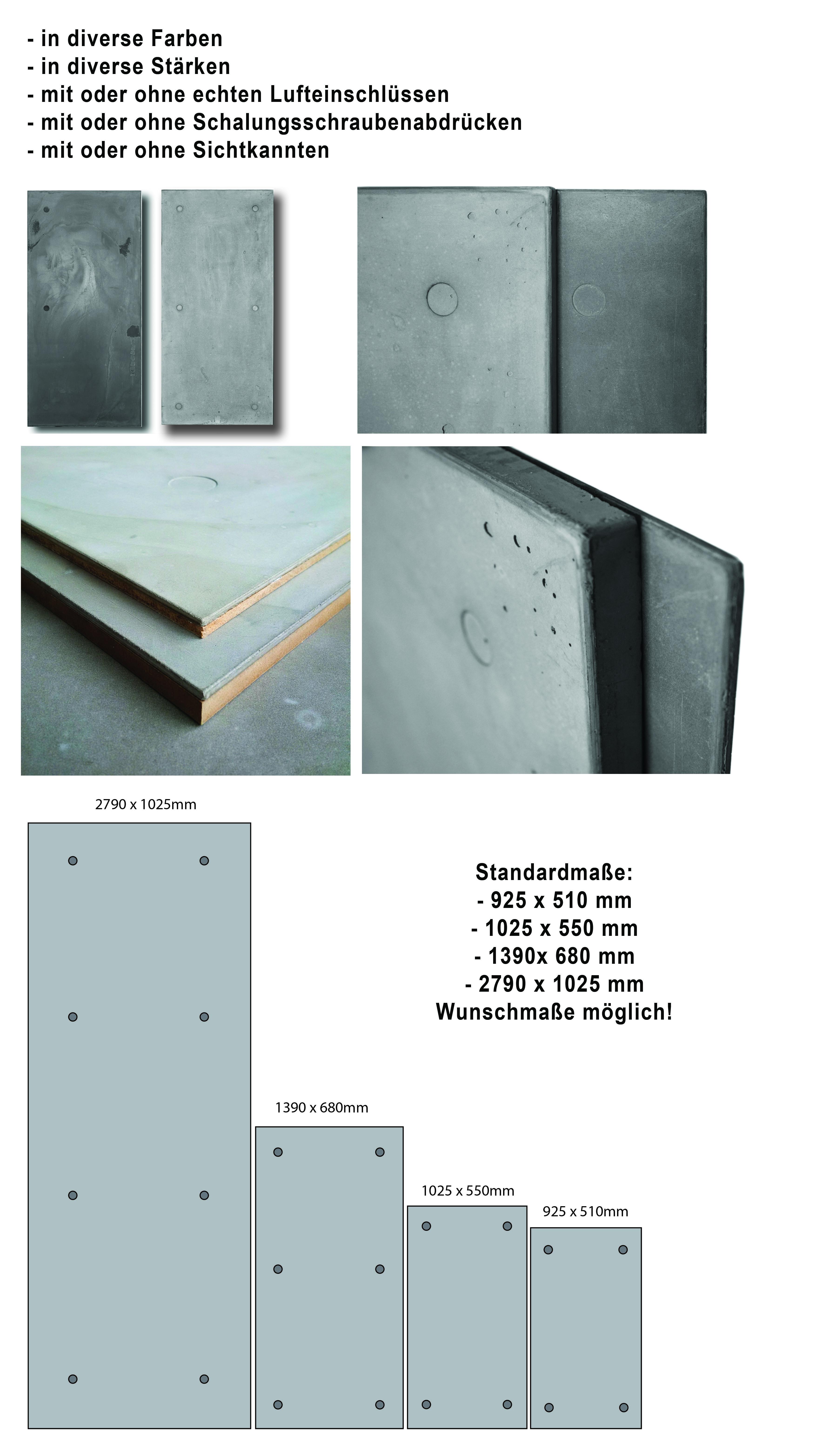 betonwand messoni