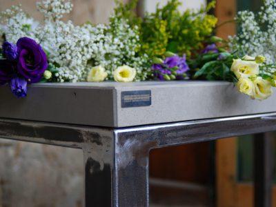 beton tischplatte,betontischplatte,betontisch,betonmöbel von messoni