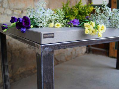 betontischplatte,beton tischplatte,betonarbeitsplatte,beton arbeitsplatte von messoni